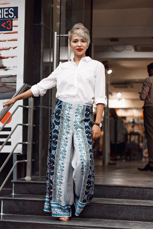 PEOPLE fashion Spring-Summer collection Nilu 1