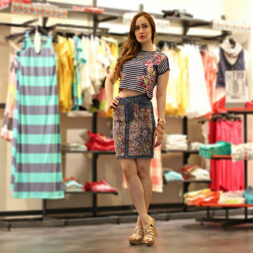 PEOPLE fashion Spring-Summer collection Stephanie 1