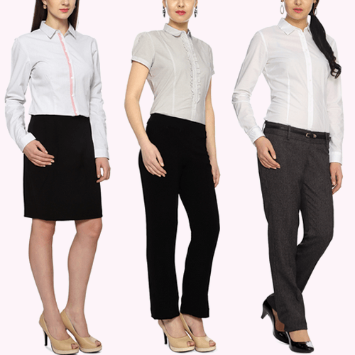 work clothes for women Shirts