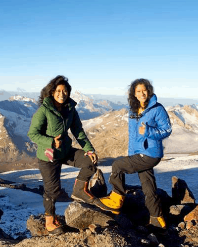 Top Of The World: These 2 Haryana Girls Will Make You PROUD!