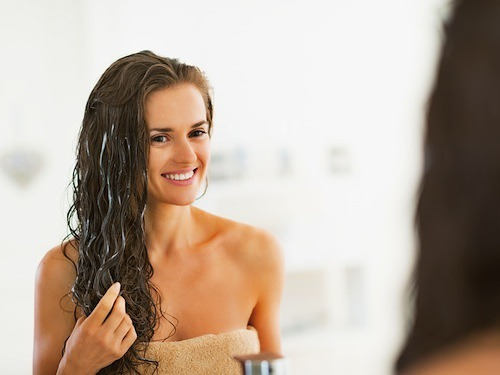 humidity hair tips hydrate