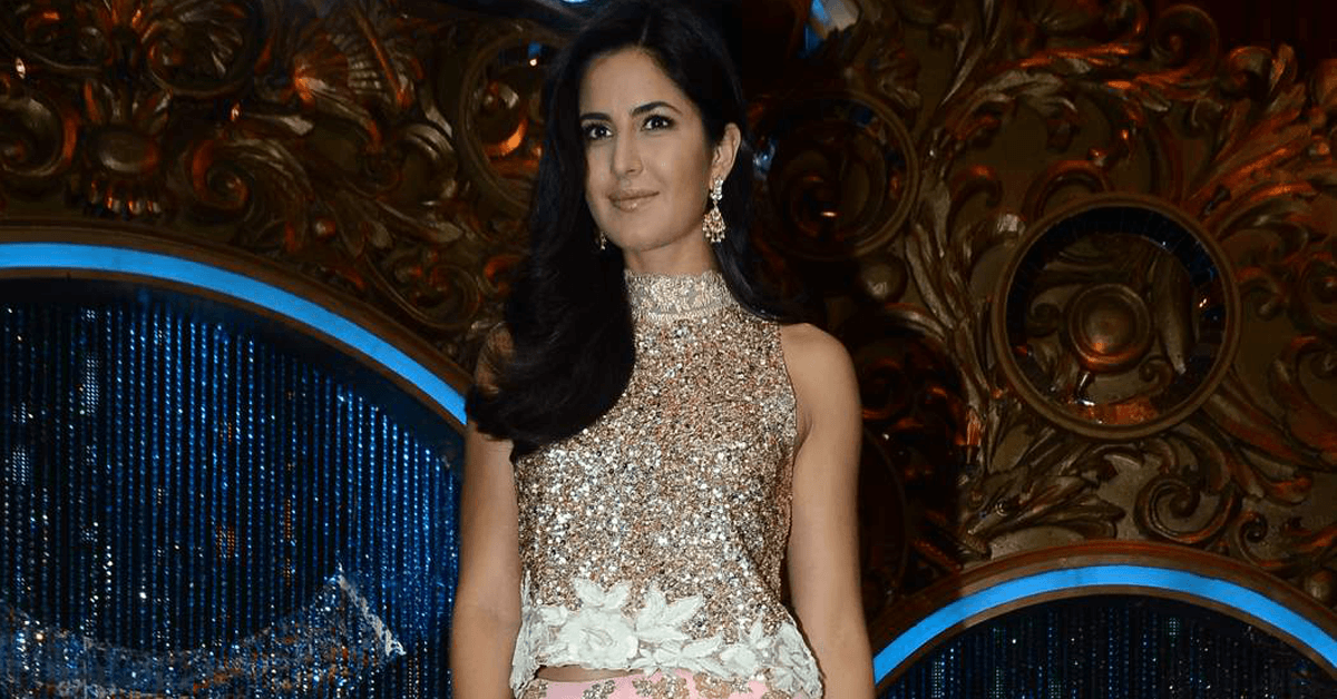 OMG, We're LOVING Katrina Kaif's Indian Barbie Look!