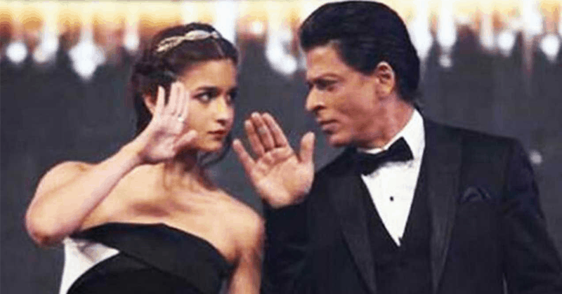 Alia & SRK In A Movie Together: What COULD It Be About?!
