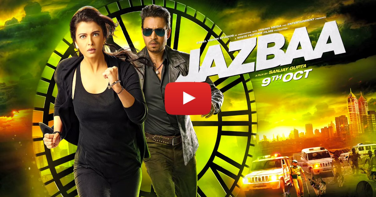 #Jazbaa: Ash Is Back In Action - And With A BANG!