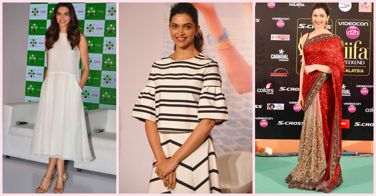 9 Times We LOVE LOVE LOVED Deepika's Style!