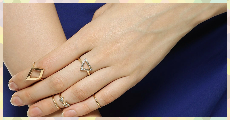 Tiny Cute Things: 11 Midi Rings That Are SUPER Adorable!