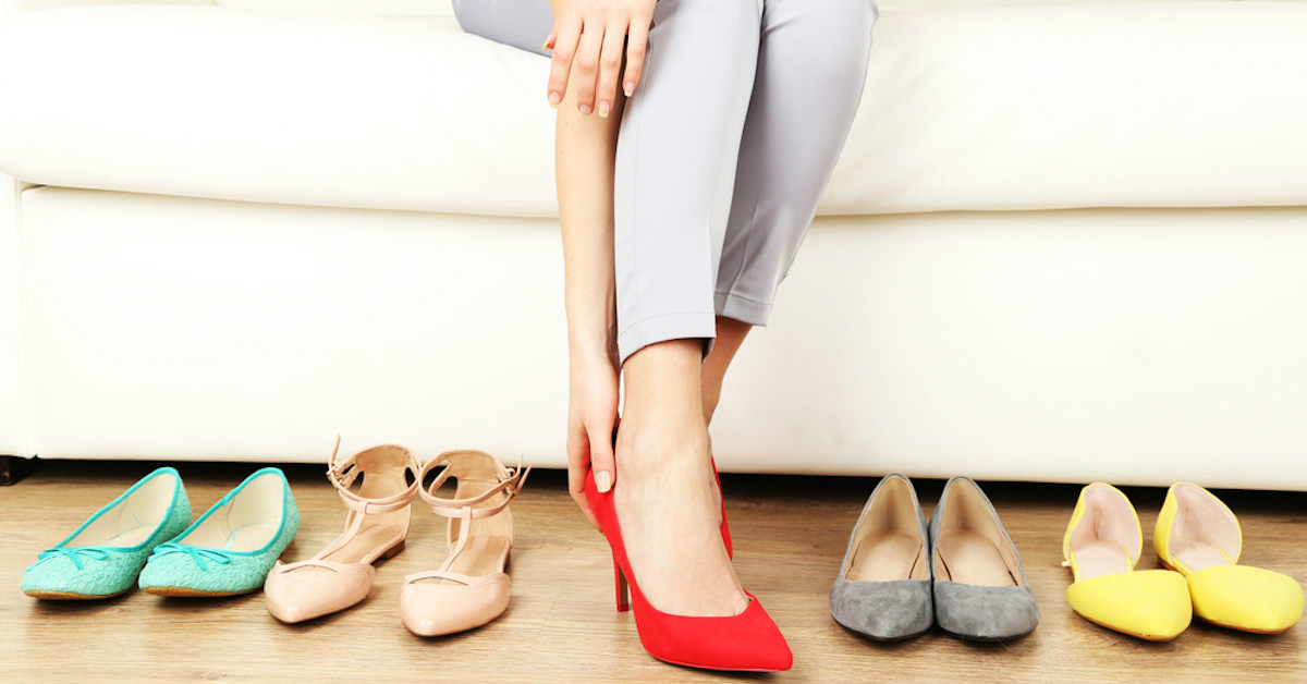 The ONLY Shoes You Need To Complete Your Wardrobe!
