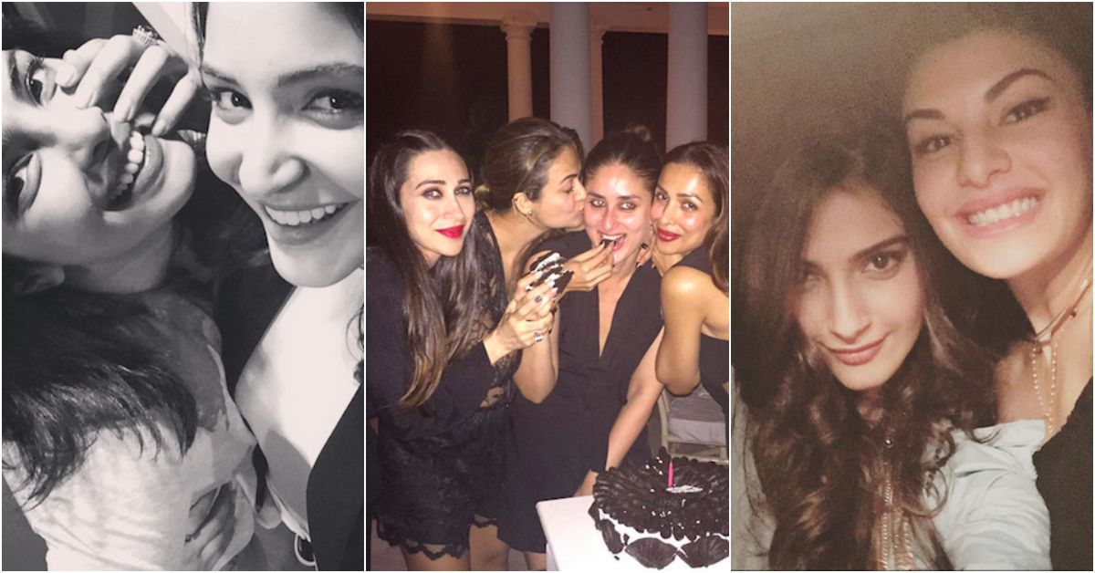 Bollywood Besties: These Girls Are Having TOO Much Fun!
