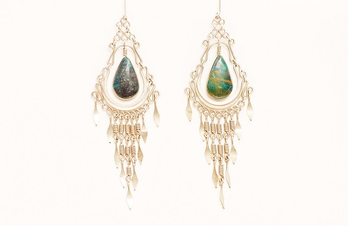 Earrings For Triangle Face