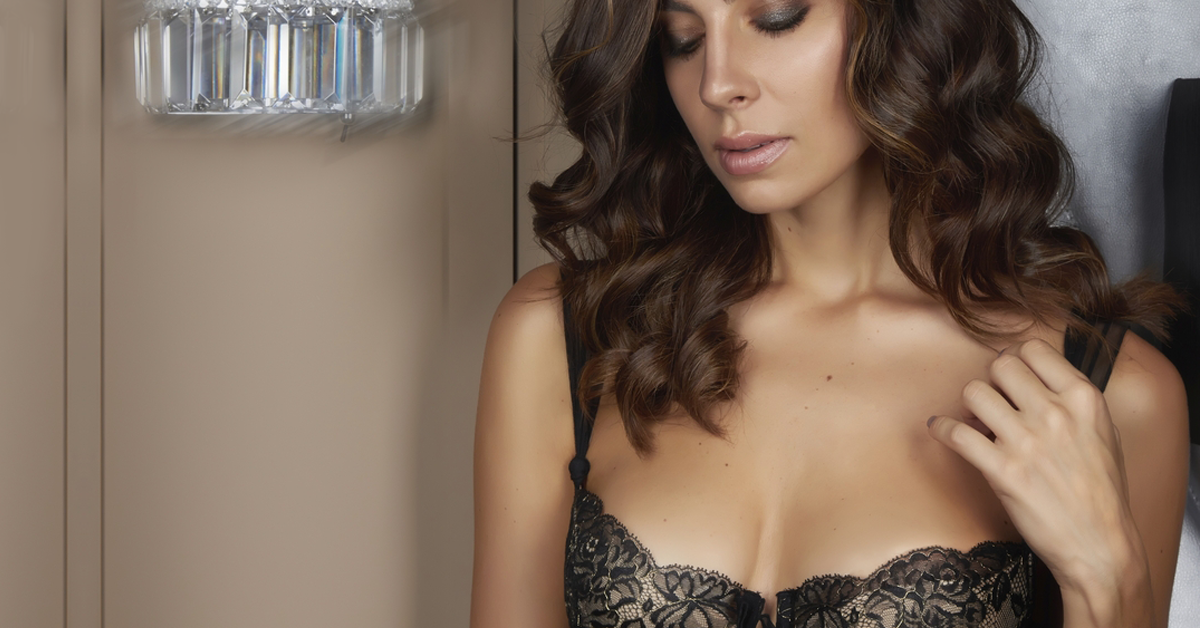 Honeymoon Lingerie: The ONLY Thing Left Between You And Him...