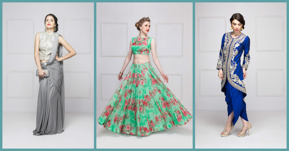 5 Gorgeous Looks To WOW At Every Shaadi Function!