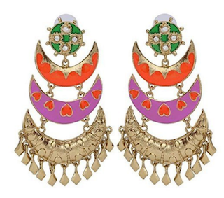 affordable indian earrings
