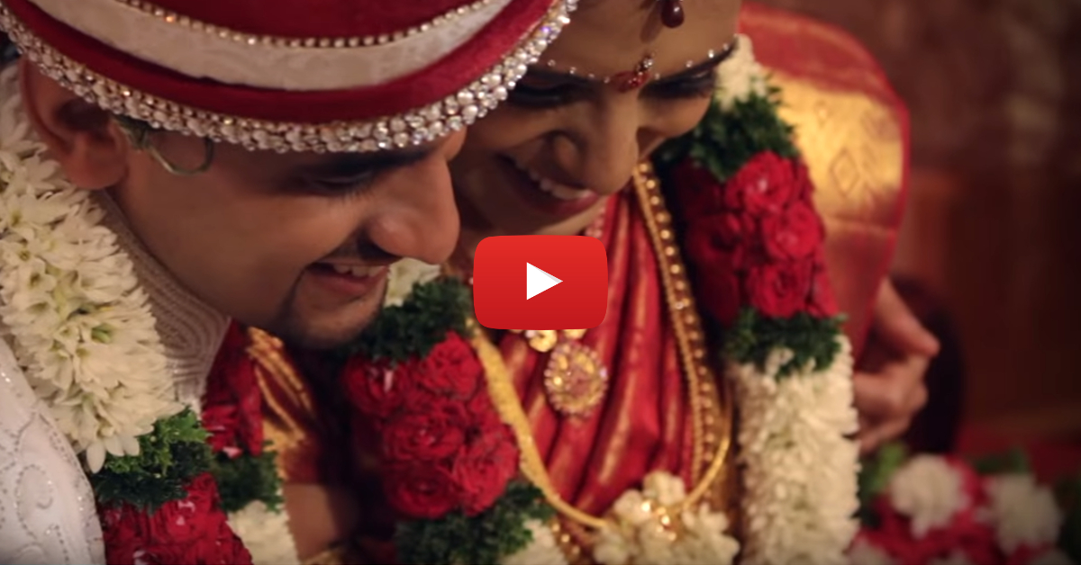 "#Aww: This Couple's ""Arranged"" Love Story Will Melt Your Heart!"