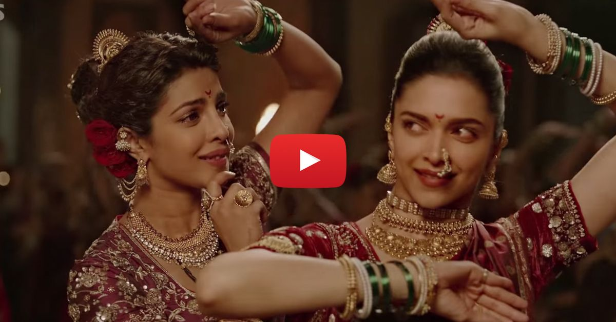 """Deepika vs PC: We Can't Decide Who's Sizzling More In """"Pinga""""!"""