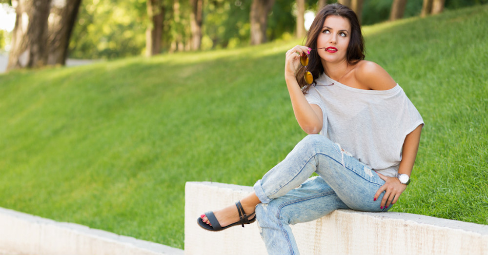 Different types of shoes to wear with your jeans