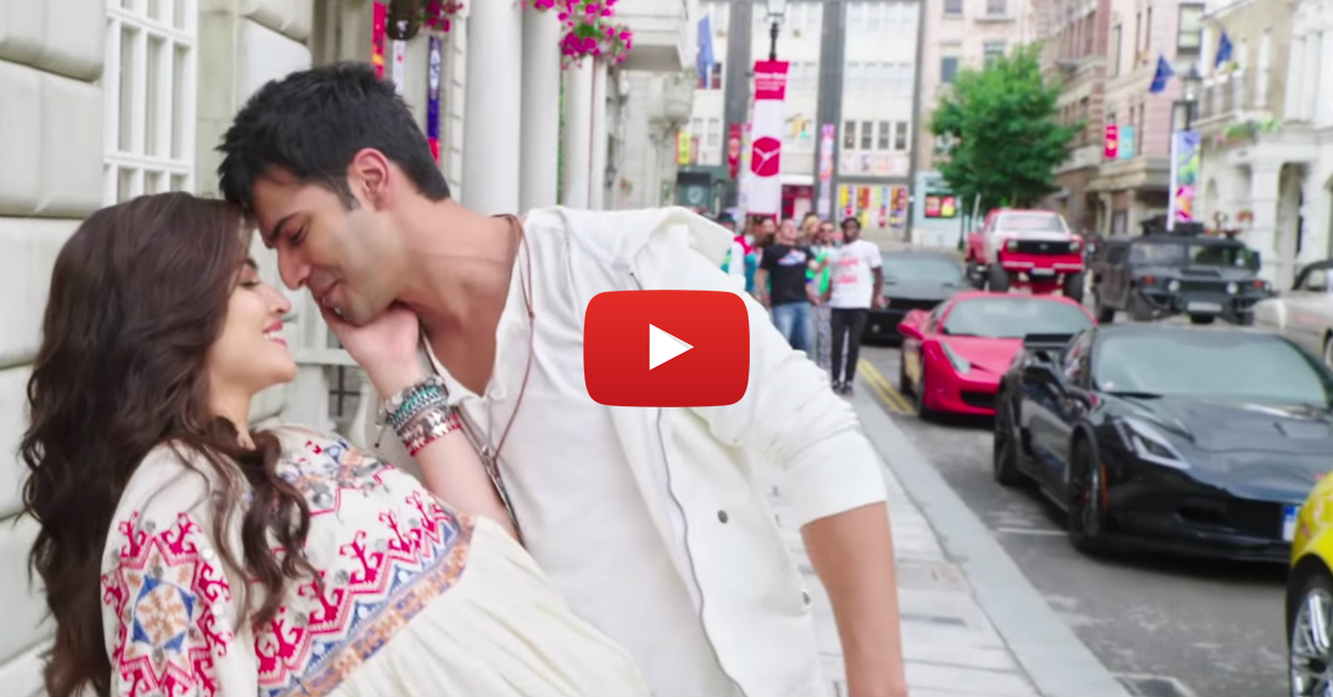 This Amazing Dilwale Song Will Make You Want To Dance Along!!!