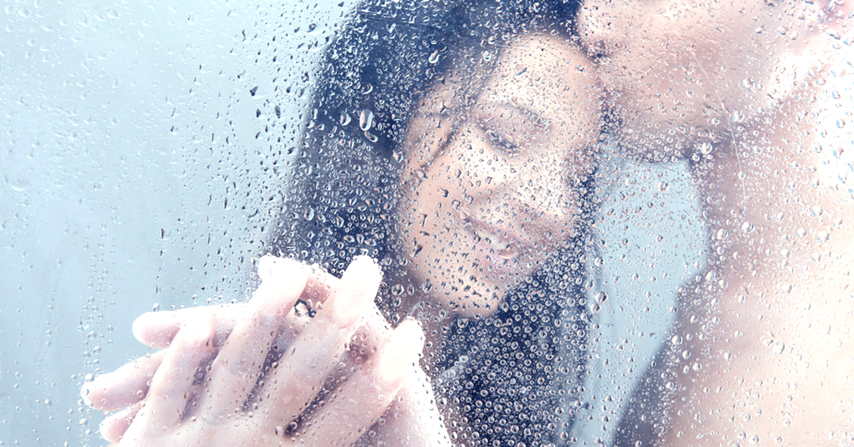#MyStory: We Got Into The Shower Together, And…