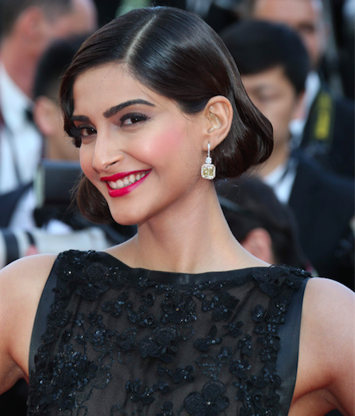 Sonam faux bob hairstyles for unwashed hair