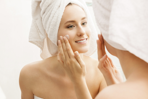 tips to get rid of dry skin