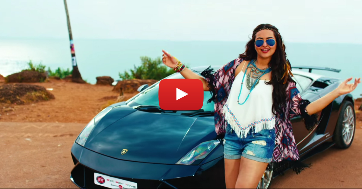 Sonakshi Gives Us The COOLEST Party Song!! (Bye, Honey Singh!)