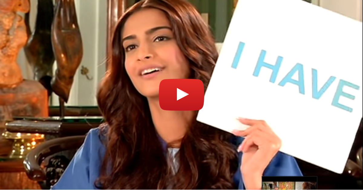 """""""Ever Wanted Another Actress's Film To Flop?"""" Sonam Says..."""
