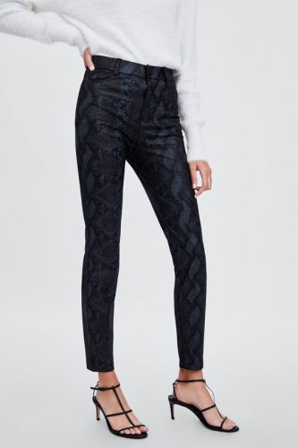 2-zara-snakeskin-treggings-7-ways