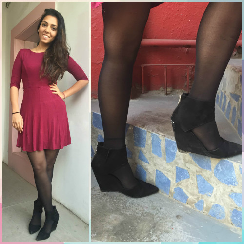 Anushree best comfortable heels
