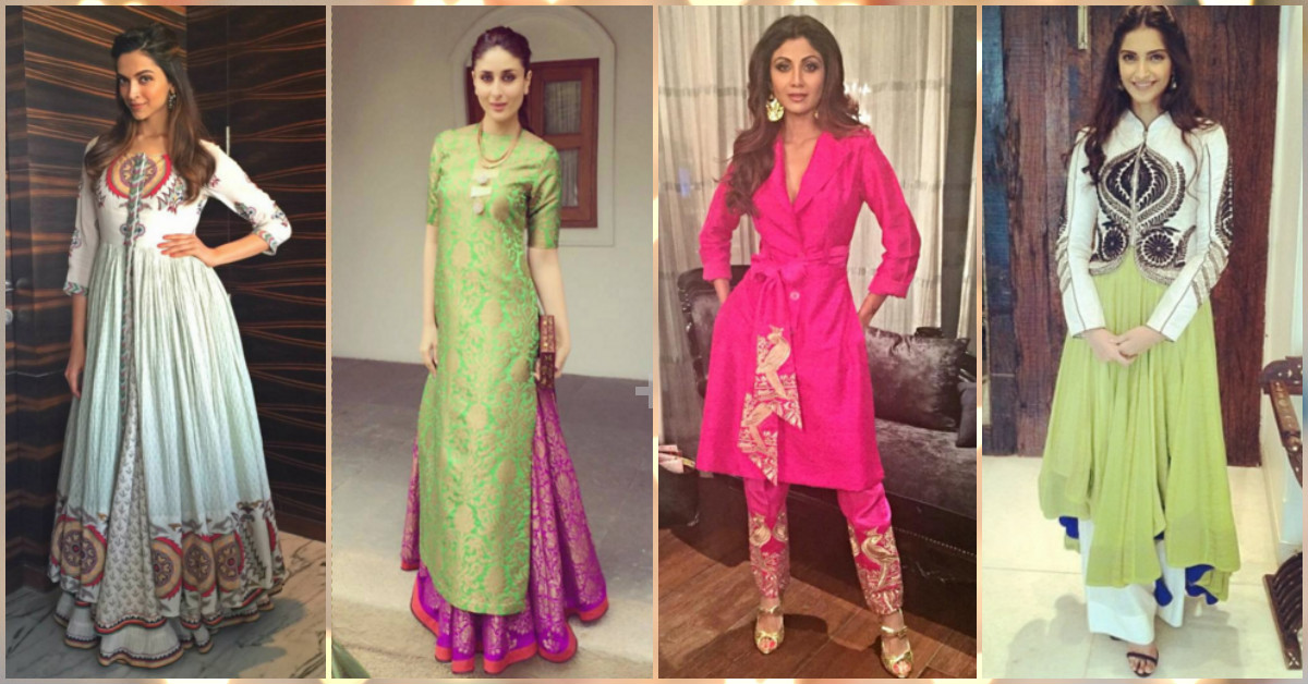7 FAB Ways To Style Your Indian Wear (No, Not With A Dupatta!)