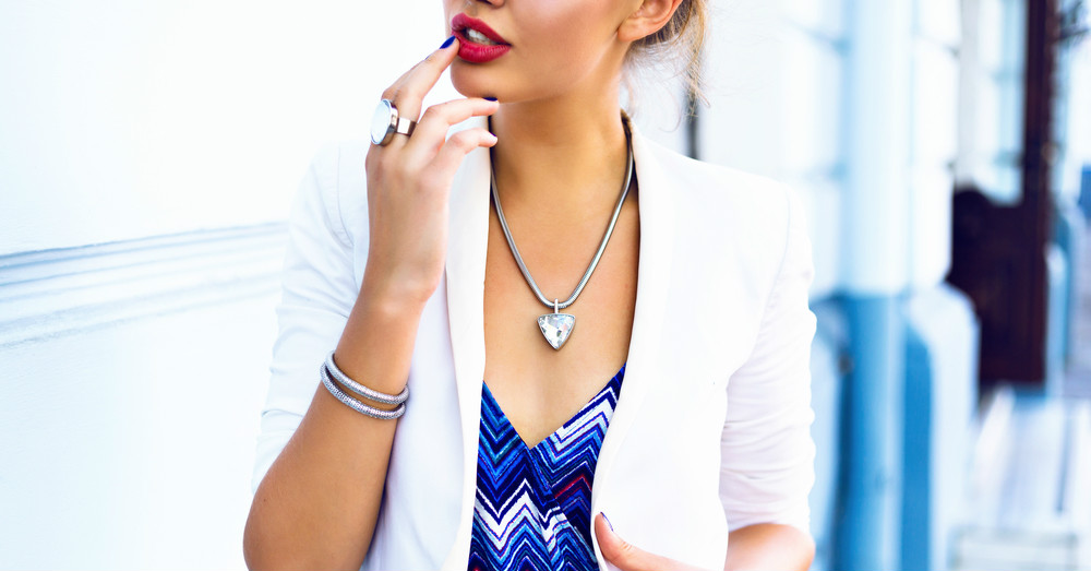 Which Necklace With What Neckline? The Simple Guide!