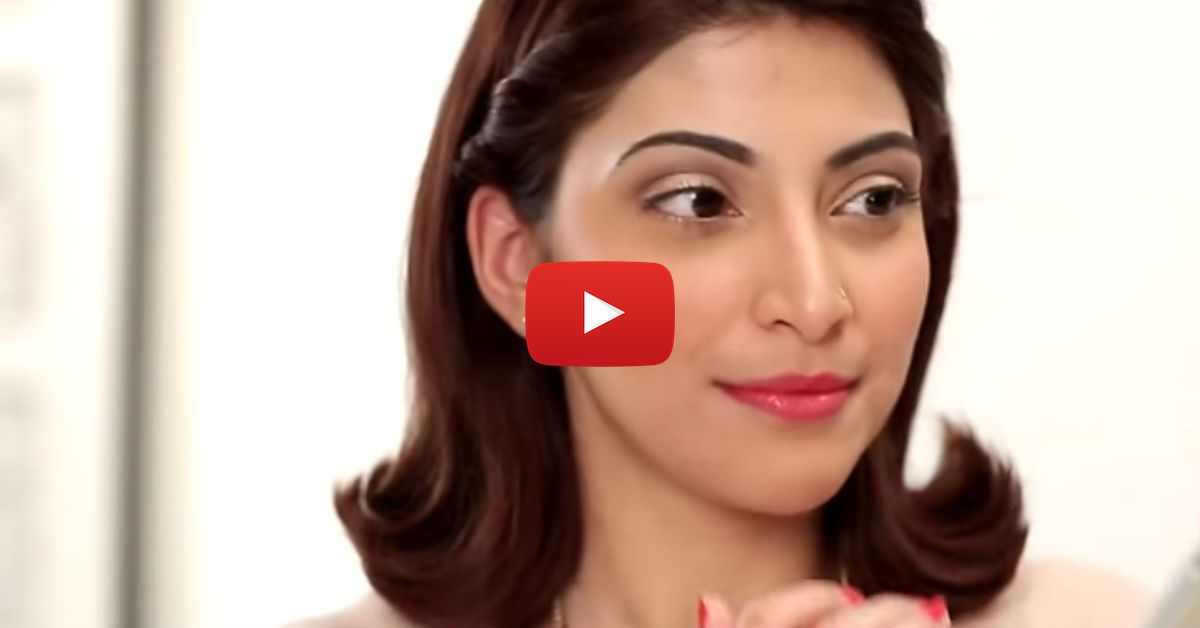 How To Get Parlour-Perfect Makeup Without Any Brushes!