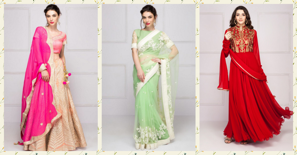How To Look Super Elegant At A Wedding - For Rs 2,000 Or Less!