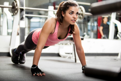 exercises to reduce bust size
