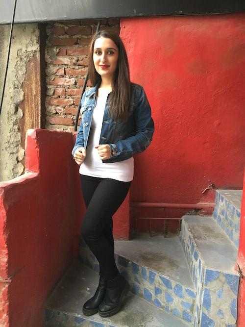 simar how to style denim
