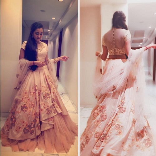 2 blouse designs for shaadi