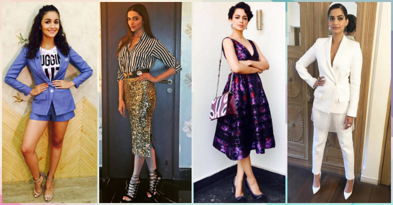 "9 ""Hatke"" Fashion Commandments To Steal From Our FAV Stars!"