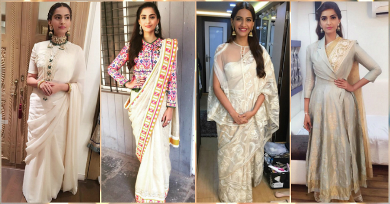 10 Times Sonam Kapoor Made Us REALLY Want To Wear A Sari!
