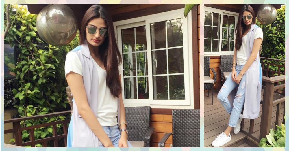 How To Steal Athiya's Casual Yet Stylish Look For College!