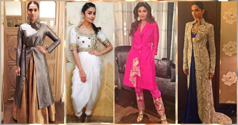 8 New & Amazing Styles In Indian Wear To Inspire Your Tailor!