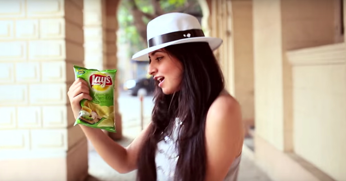 The Ultimate Song For EVERY Girl Who Loves... Chips!!