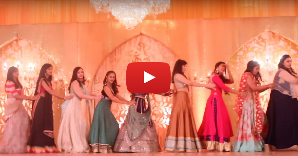 THIS Is How You Rock The Sangeet With Your Besties!