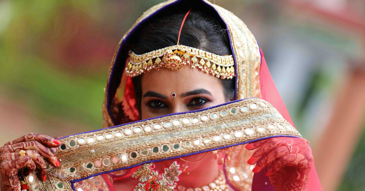 These 7 Brides Wore The Prettiest Maathapattis EVER!