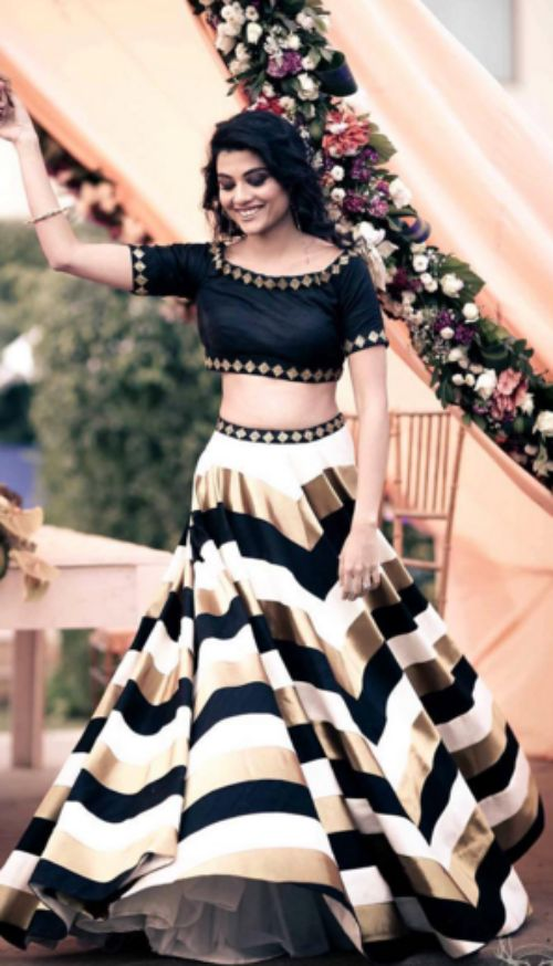 wedding outfit ideas to look slimmer