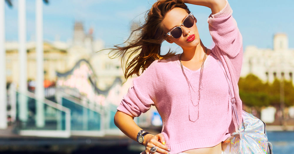 7 Ways To Wear Pink Without Looking 'Too Girly'!