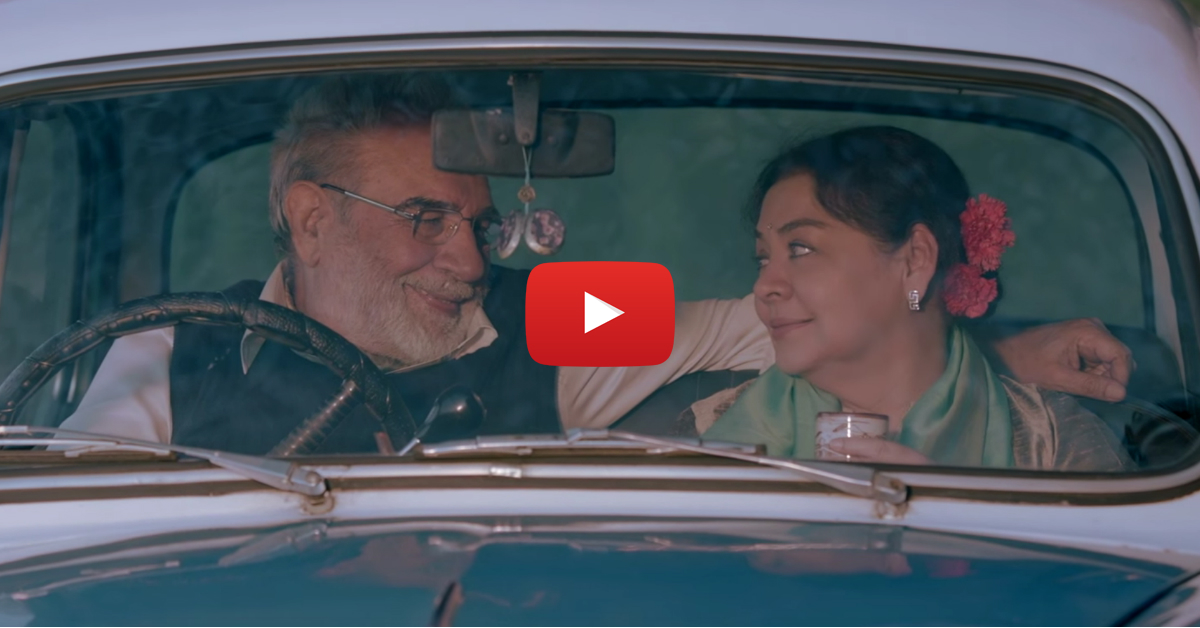 #Aww: This Adorable Short Film Proves That Love Has No Age!