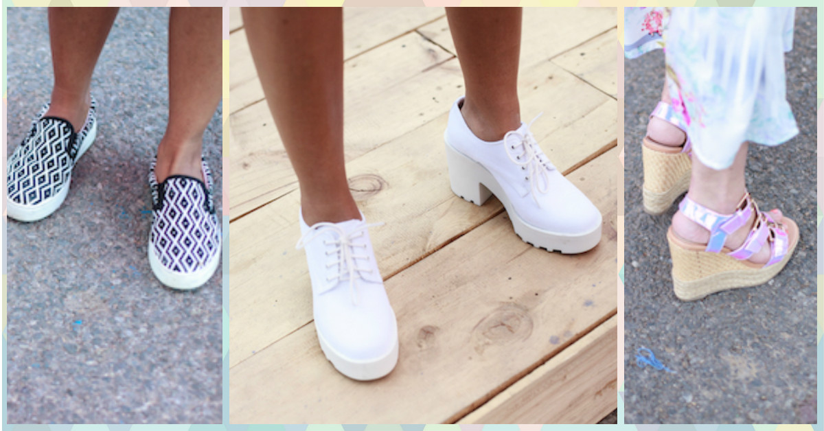 7 Super Stylish Shoes We're Totally Lusting After!