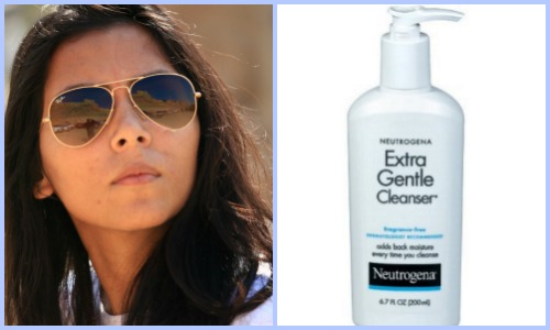 cleanser for glowing skin