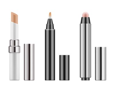 different types of concealers