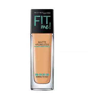 01 Maybelline New York Fit Me Matte + Poreless Foundation