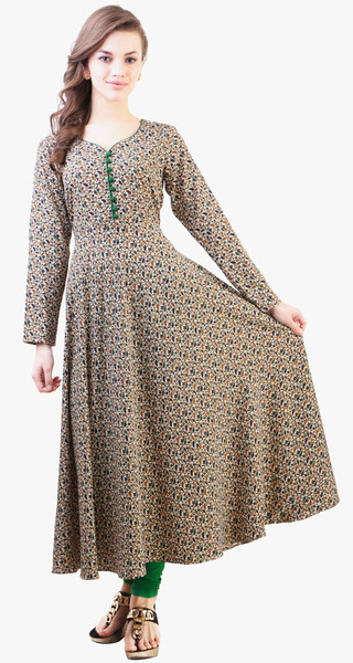 kurtas you can style as dresses