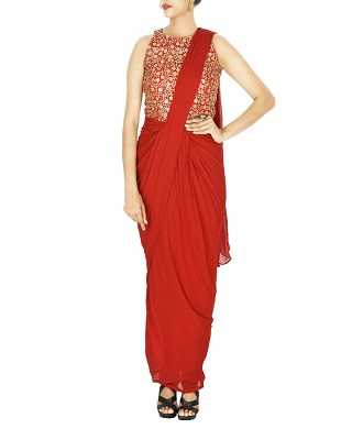 indo western outfits for wedding
